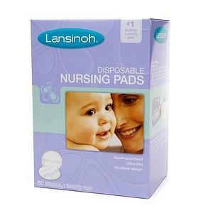 Lansinoh Disposable Nursing Pad 60count