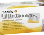 Medela Quick Clean Breastpump & Accessory Wipes 40pcs