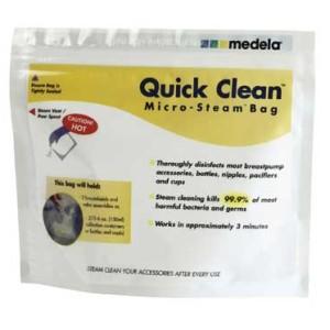 Medela Quick Clean Micro-Steam Bag