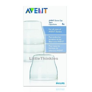 Philips Avent Classic Bottle Dome Caps
