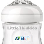 Philips Avent Natural Polypropylene Bottle 4oz Pack of 1