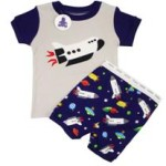 Short Sleeve Set - Rocket