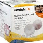Medela Disposable Nursing Bra Pads Packaging 60pcs