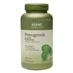GNC Fenugreek 610mg Capsule 200ea