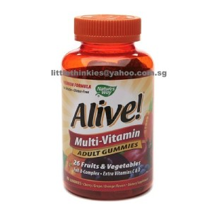 Nature's Way Alive Multivitamin Adult Gummies 90ea