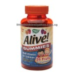 Nature's Way Alive Multivitamin for Children Gummies 90ea