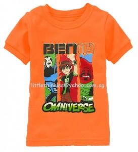 Ben10 Orange
