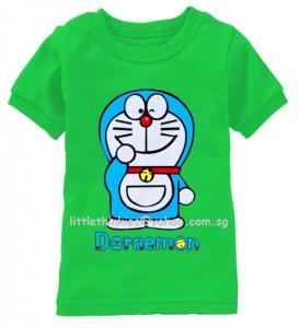 Doraemon Green