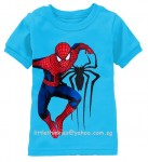 Spiderman & Spider Blue