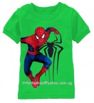 Spiderman & Spider Green