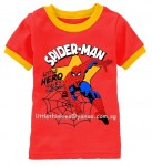 Spiderman Web Red