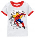 Spiderman Web White