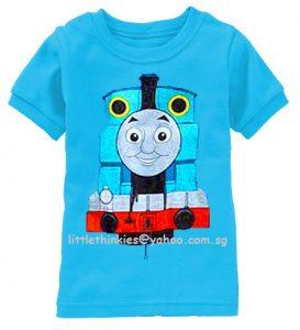 Tee Thomas A Blue